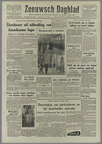 Zeeuwsch Dagblad 1957-01-17