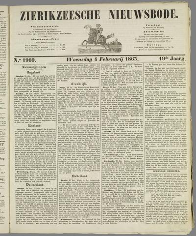 Zierikzeesche Nieuwsbode 1863-02-04