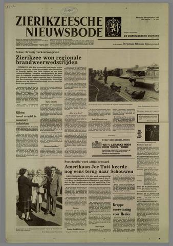 Zierikzeesche Nieuwsbode 1981-09-28