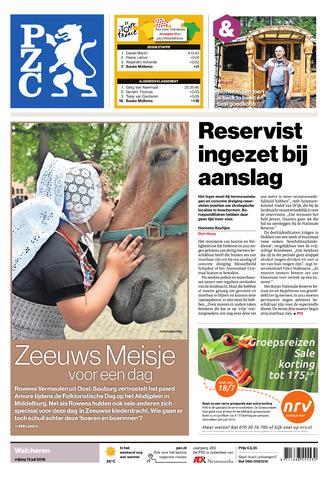 Provinciale Zeeuwse Courant 2018-07-13