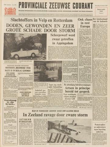 Provinciale Zeeuwse Courant 1967-10-18