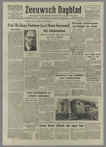 Zeeuwsch Dagblad 1956-08-24