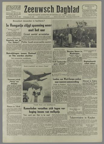 Zeeuwsch Dagblad 1957-02-27