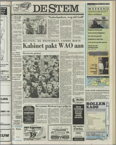 de Stem 1990-12-22