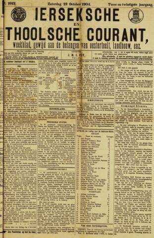 Ierseksche en Thoolsche Courant 1904-10-23