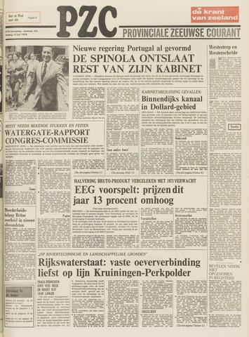 Provinciale Zeeuwse Courant 1974-07-12