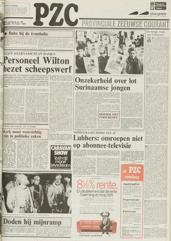 Provinciale Zeeuwse Courant 1984-03-10