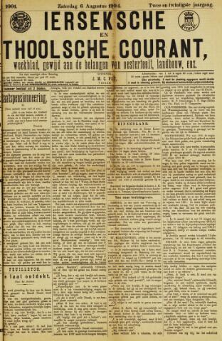 Ierseksche en Thoolsche Courant 1904-08-06
