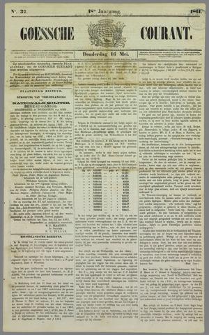 Goessche Courant 1861-05-16