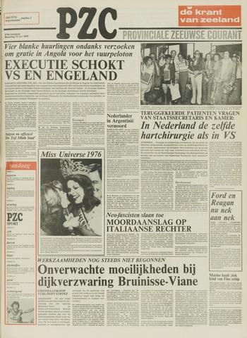 Provinciale Zeeuwse Courant 1976-07-12