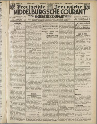 Middelburgsche Courant 1936-01-16
