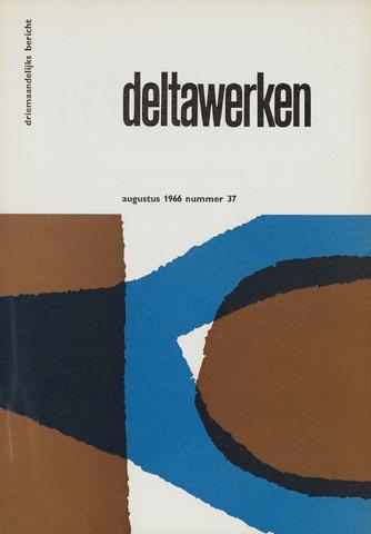 Driemaandelijks bericht Deltawerken 1966-08-01