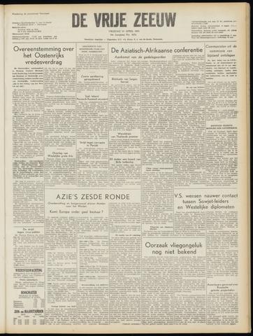 de Vrije Zeeuw 1955-04-15