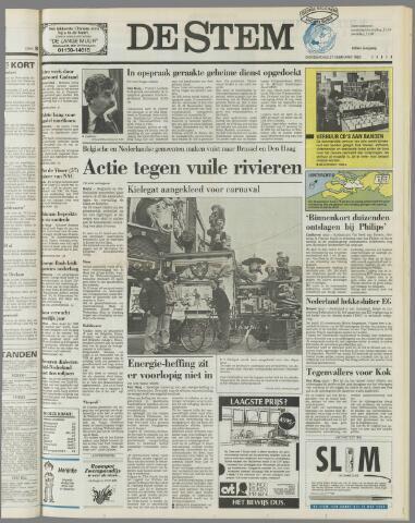 de Stem 1992-02-27