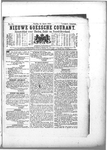 Nieuwe Goessche Courant 1879-03-25