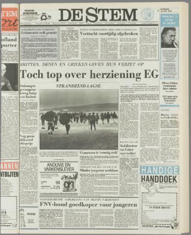 de Stem 1985-07-23