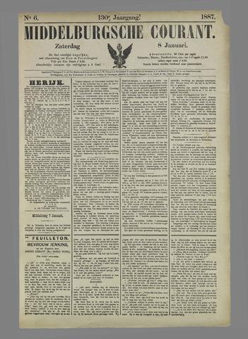 Middelburgsche Courant 1887-01-08