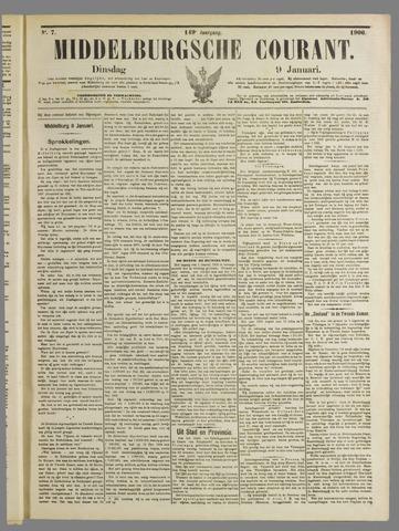 Middelburgsche Courant 1906-01-09