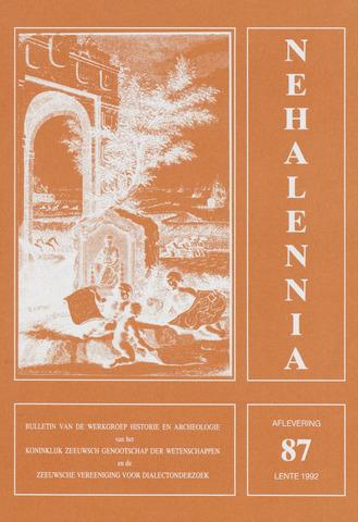 Nehalennia 1992-03-01