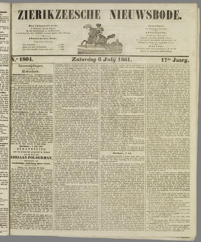 Zierikzeesche Nieuwsbode 1861-07-06