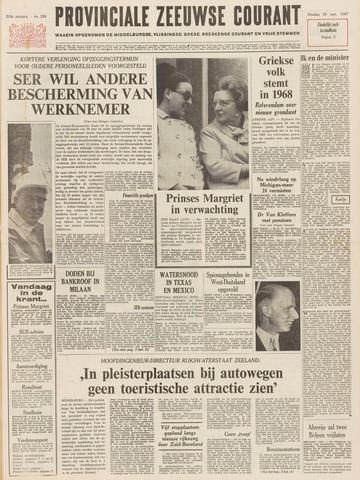 Provinciale Zeeuwse Courant 1967-09-26