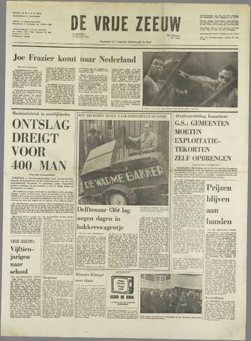 de Vrije Zeeuw 1971-03-10