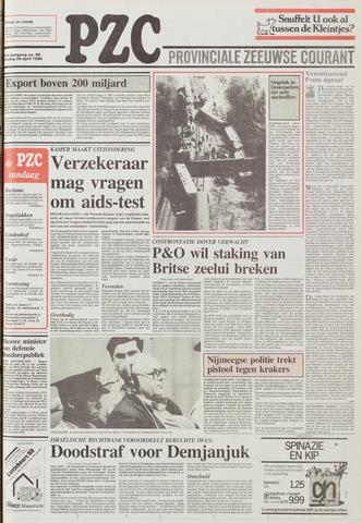 Provinciale Zeeuwse Courant 1988-04-26