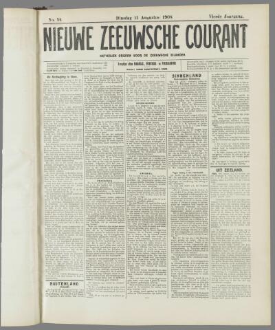 Nieuwe Zeeuwsche Courant 1908-08-11
