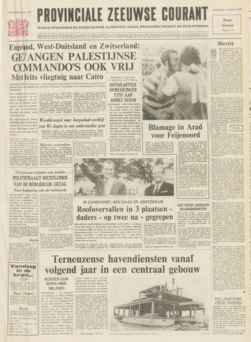 Provinciale Zeeuwse Courant 1970-10-01
