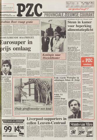 Provinciale Zeeuwse Courant 1987-09-10