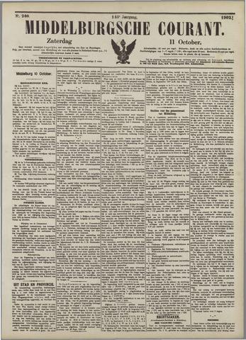 Middelburgsche Courant 1902-10-11