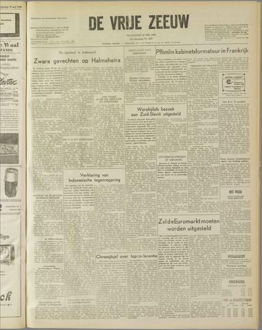 de Vrije Zeeuw 1958-05-12