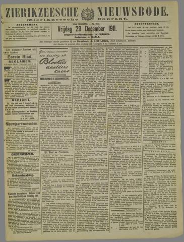Zierikzeesche Nieuwsbode 1911-12-29