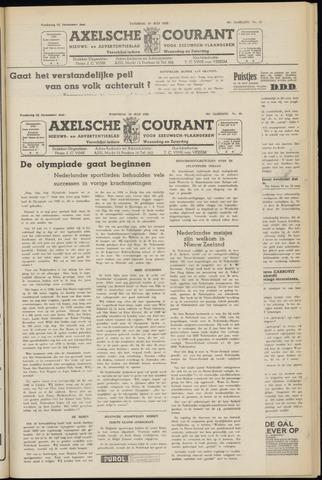 Axelsche Courant 1952-07-16