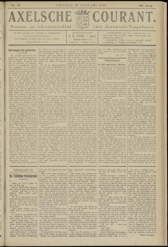 Axelsche Courant 1925-01-23