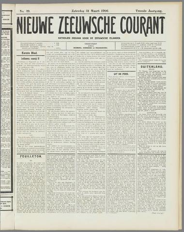Nieuwe Zeeuwsche Courant 1906-03-31