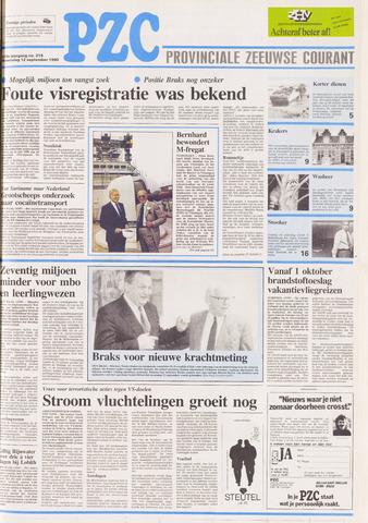 Provinciale Zeeuwse Courant 1990-09-12