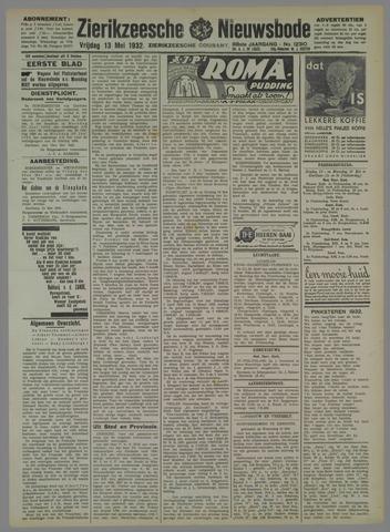 Zierikzeesche Nieuwsbode 1932-05-13