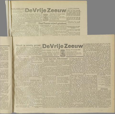 de Vrije Zeeuw 1945-01-23
