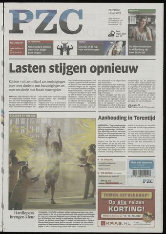 Provinciale Zeeuwse Courant 2013-06-15