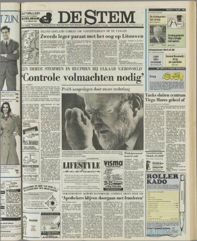 de Stem 1990-03-23