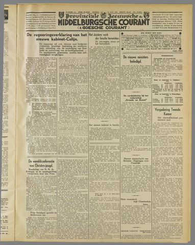 Middelburgsche Courant 1939-07-25