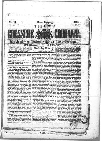 Nieuwe Goessche Courant 1868-06-11