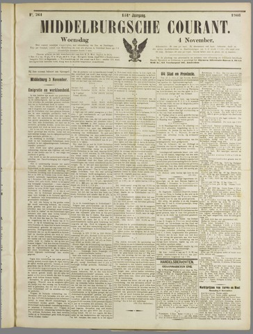 Middelburgsche Courant 1908-11-04