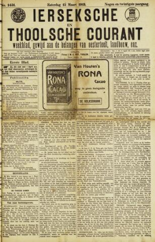 Ierseksche en Thoolsche Courant 1913-03-15