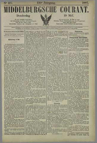 Middelburgsche Courant 1887-05-19