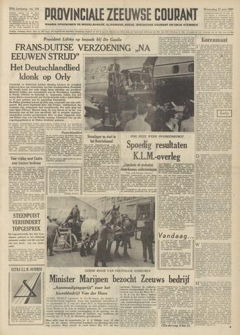 Provinciale Zeeuwse Courant 1961-06-21
