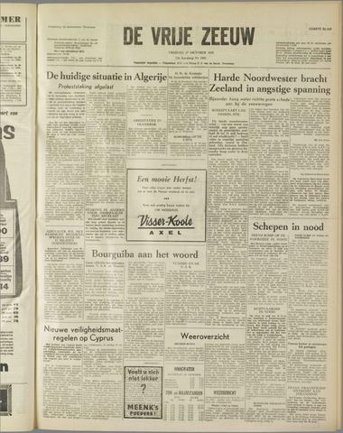 de Vrije Zeeuw 1958-10-17