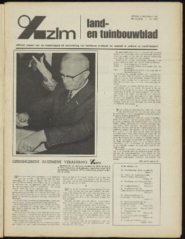 Zeeuwsch landbouwblad ... ZLM land- en tuinbouwblad 1972-12-08