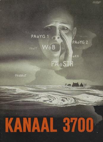 Watersnood documentatie 1953 - diversen 1954
